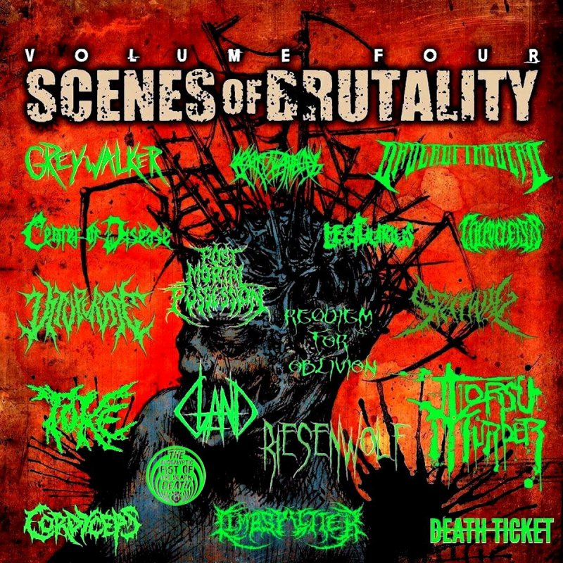 Scenes of Brutality Vol. 4 by Scenes of Brutality - Free Download!