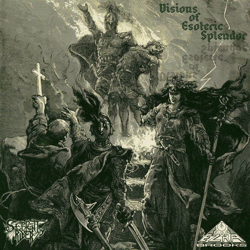 EZRA BROOKS / SERPENT RIDER - Visions Of Esoteric Splendor No Remorse Records
