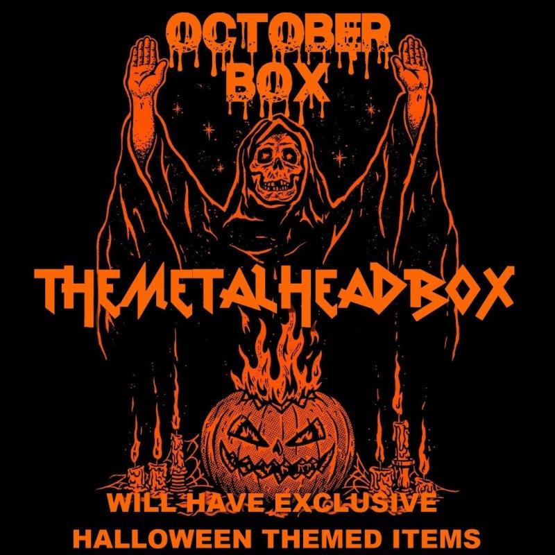 HALLOWEEN BOX from THE METALHEAD BOX