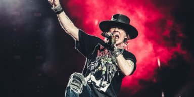 AXL ROSE Says DONALD TRUMP's White House Is 'Gold Standard Of What Can Be Considered Disgraceful'