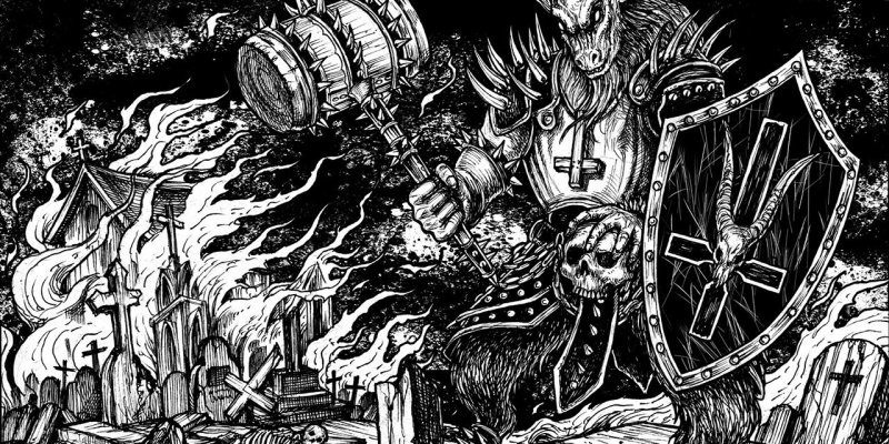 SATANIZE set release date for new LARVAL PRODUCTIONS EP, Blast The New Track Here!