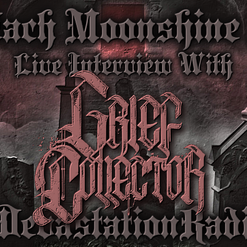 Grief Collector - Featured Interview & The Zach Moonshine Show
