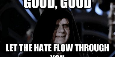 People are going to hate you – How to deal with negative feedback
