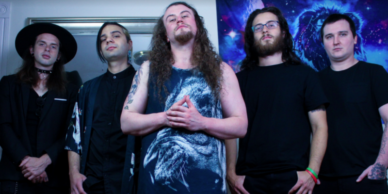 """Experience Metalcore Tinged Lovecraftian Horror With Fathom Farewell's Single """"Nameless City"""""""