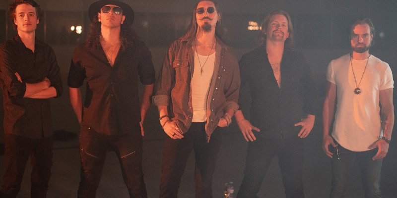 Rockshots Records: IN/VERTIGO Announce Tour Dates (AB, SK) w/ BUCKCHERRY, BIF NAKED