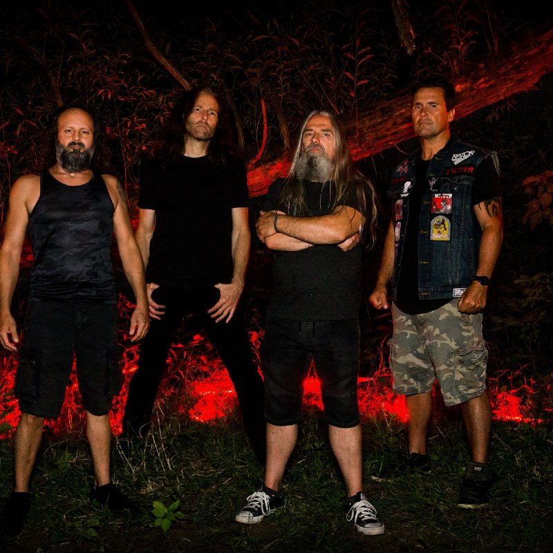 """Bravewords Now Streaming Infrared's Classic 80s Thrash Album """"From The Black Swamp"""""""