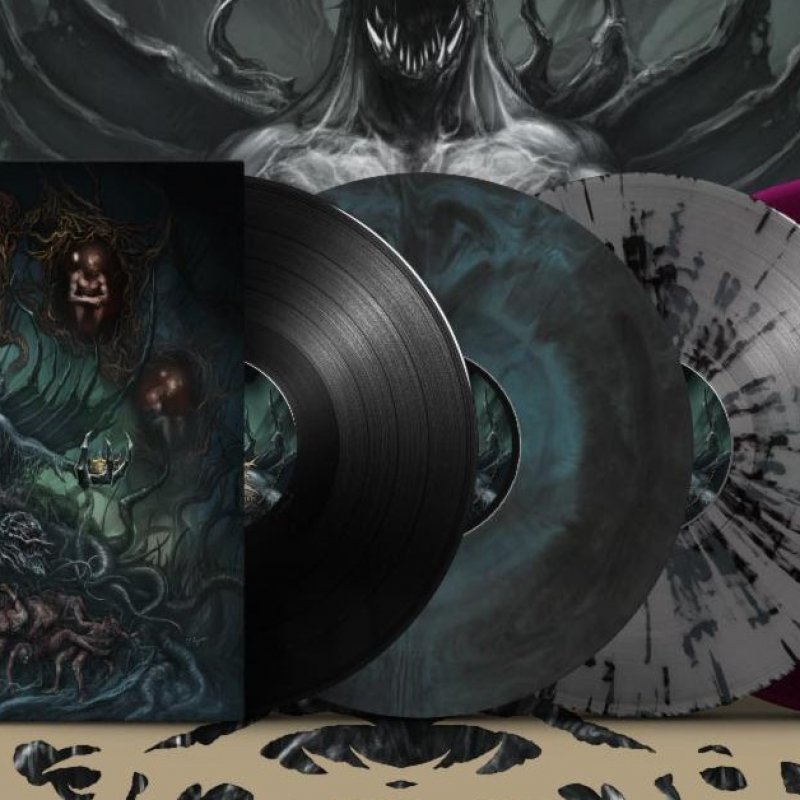 INGESTED: Transcending Records To Issue The Architect Of Extinction Full-Length On Vinyl For The First Time; Preorders Posted