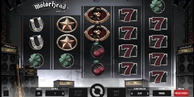 Top 10 Heavy Metal Rock Online Slots Games