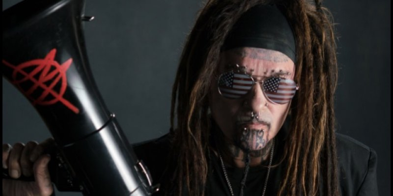 MINISTRY: Lyric Video For 'Wargasm' Song From 'AmeriKKKant' Album