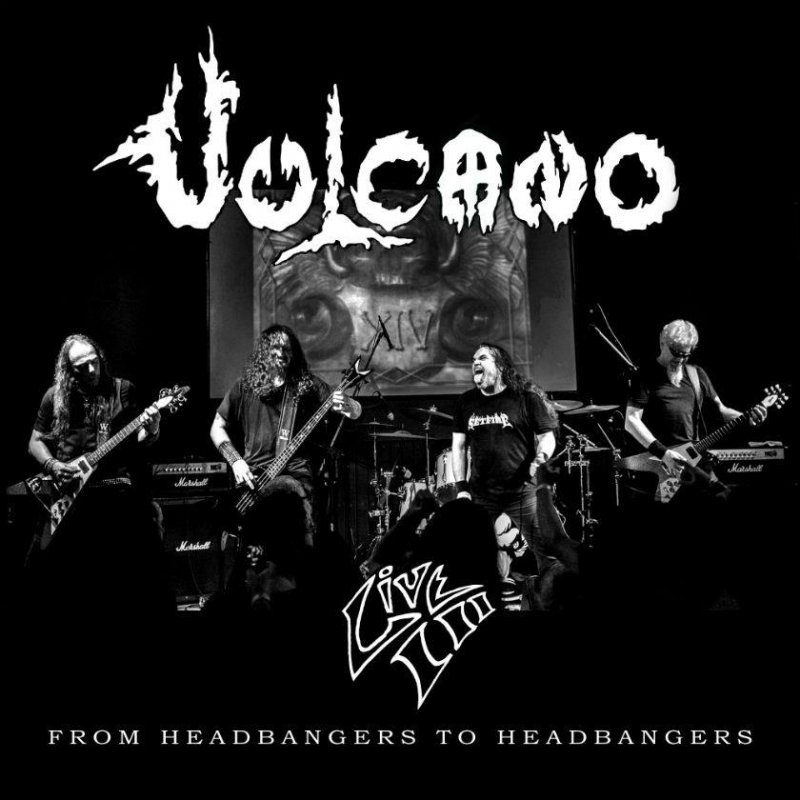 "VULCANO: Band presents ""Red Death"", music that will be present in the upcoming ""Live III - From Headbangers To Headbangers"""