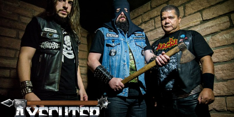 "AXECUTER: Watch the live video clip of ""Creatures in Disguise"""
