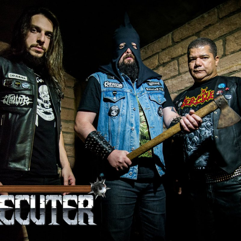 """AXECUTER: Watch the live video clip of """"Creatures in Disguise"""""""