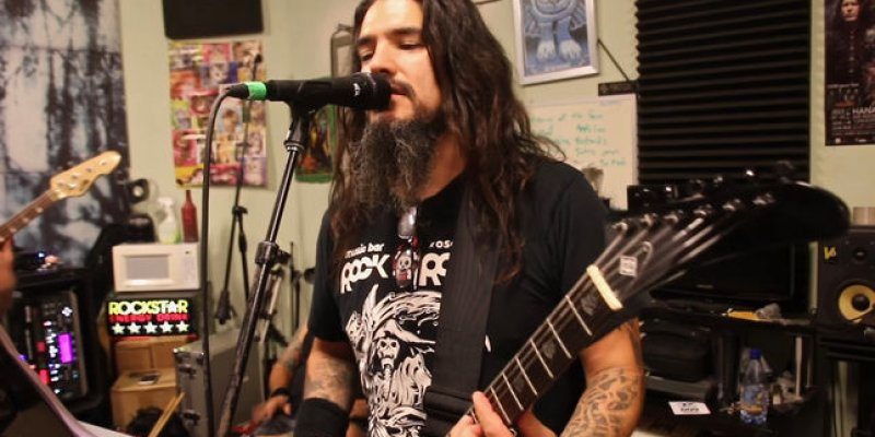"ROBB FLYNN ON 'CATHARSIS': ""TO ME, THIS ALBUM IS A MOVIE"""