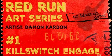 PureGrainAudio.com Launches Red Run Art Series (No Blackout Dates) By Damon Kardon