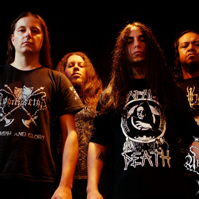 """AMADUSCIAS: Check out the new single """"Triumph And War"""""""
