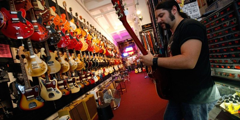 Gibson guitars is facing bankruptcy after 116 years in business!