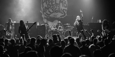 Philip H. Anselmo & the Illegals Drummer Joey Blue Gonzales Interview On The Zach Moonshine Show