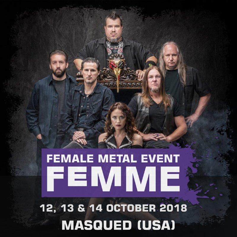 Masqued @ FemME 2018