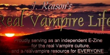 Interview with Tim Bey (Real Vampire Life Ezine)