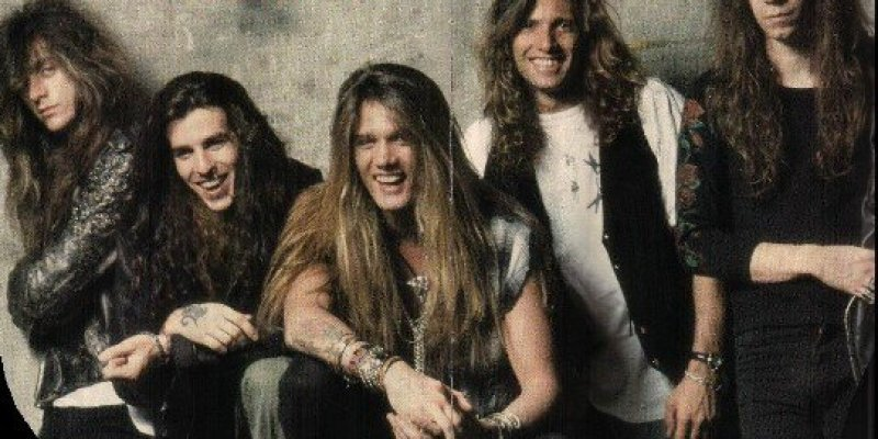 SKID ROW On Being Asked About SEBASTIAN BACH Reunion: 'It's Like Talking About An Ex-Girlfriend'