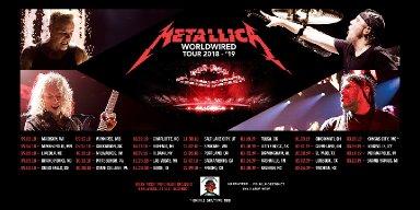 The Metallica WorldWired Tour Returns to North America