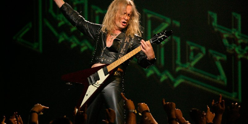 K.K. DOWNING Says He Didn't Mean To Insinuate ANDY SNEAP Played GLENN TIPTON's Guitar Parts In Studio