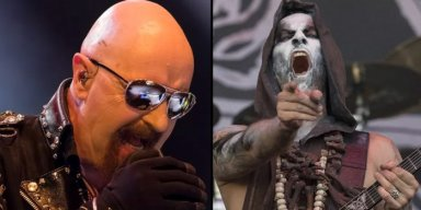 JUDAS PRIEST's Rob Halford & BEHEMOTH's Nergal Want To Make A Black Metal Album Together!