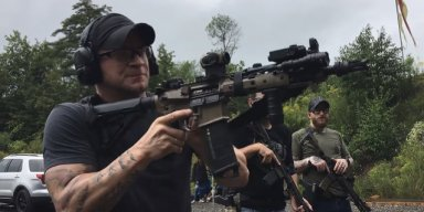 ALL THAT REMAINS Frontman:Thinks these Are The 'Guns You 'Need' If You're A Gun Person'