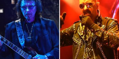 Black Sabbath icon Tony Iommi hopes to collaborate with Judas Priest's Rob Halford!