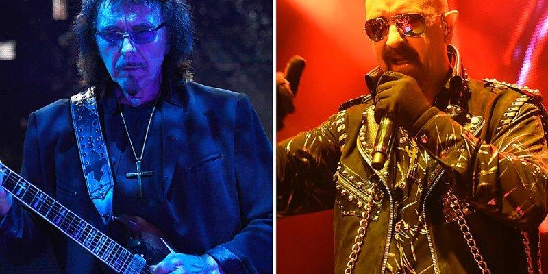 Black Sabbath icon Tony Iommi hopes to collaborate with Judas Priest's Rob Halford!