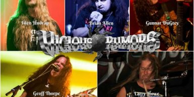VICIOUS RUMORS Announce U.S. Leg Of '30th Anniversary Digital Dictator World Tour 2018' !
