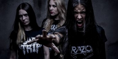 NERVOSA: 'Kill The Silence' Video Released !