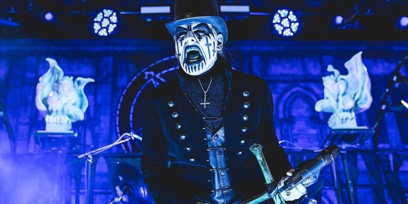 KING DIAMOND 'Has Some Great Ideas' For Group's In-Progress New Album, Says ANDY LA ROCQUE
