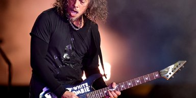 METALLICA's KIRK HAMMETT: 'We're Still Right About NAPSTER'