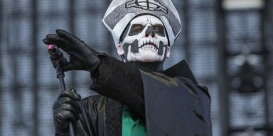 GHOST's TOBIAS FORGE: 'I Like Music That Moves Me And Makes Me Feel Things'