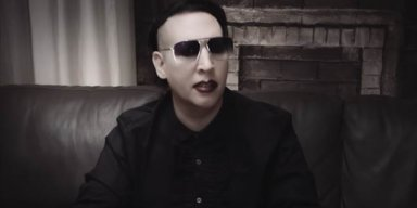 MARILYN MANSON Releases 'Cry Little Sister' Cover