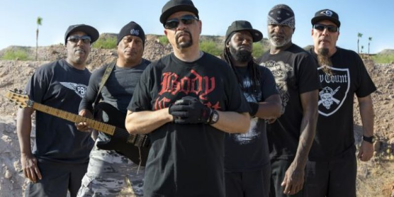 INTERVIEW: BODY COUNT's Ice-T & Ernie C on Next Album 'Carnivore'