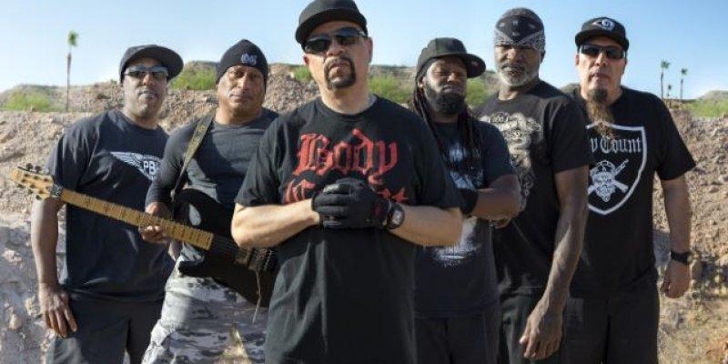 INTERVIEW: BODY COUNT's Ice-T & Ernie C on Next Album 'Carnivore'