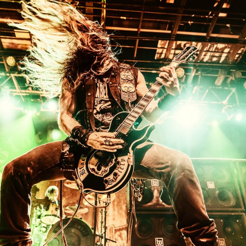 BLACK LABEL SOCIETY Releases Music Video For 'Trampled Down Below'