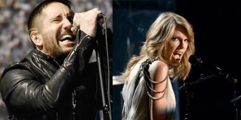 "NINE INCH NAILS' Trent Reznor Calls Out ""The Taylor Swifts of The World"" For Not Taking A Stand on Trump"