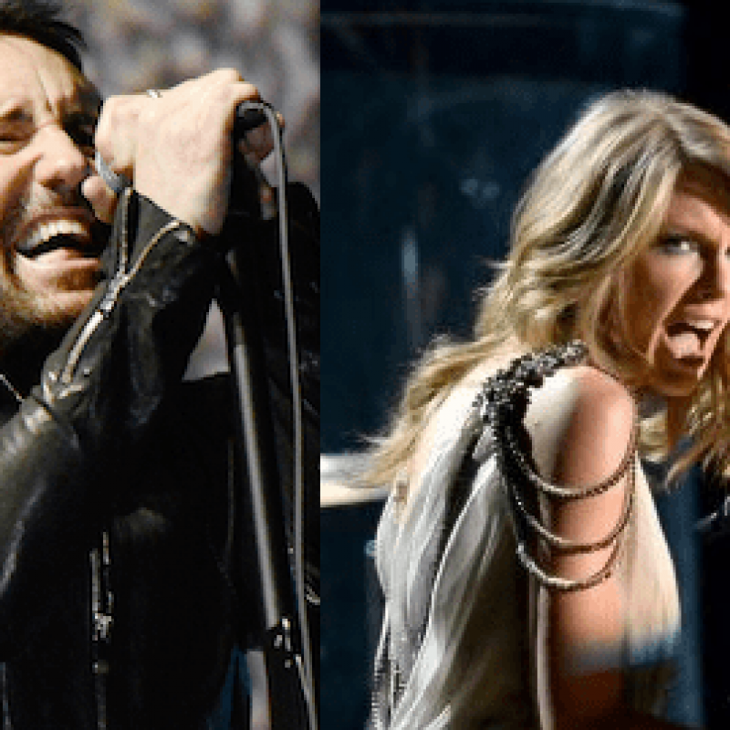 """NINE INCH NAILS' Trent Reznor Calls Out """"The Taylor Swifts of The World"""" For Not Taking A Stand on Trump"""