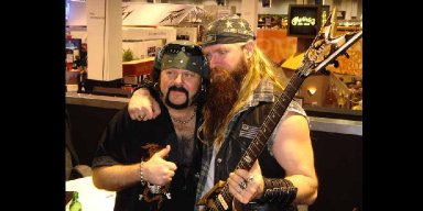 ZAKK WYLDE On VINNIE PAUL: 'Your Heart Of Gold Made The World A Better Place'