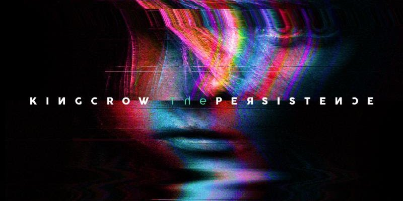 KINGCROW Issues Details For The Persistence; Album To See Worldwide Release Through Sensory Records September 7th