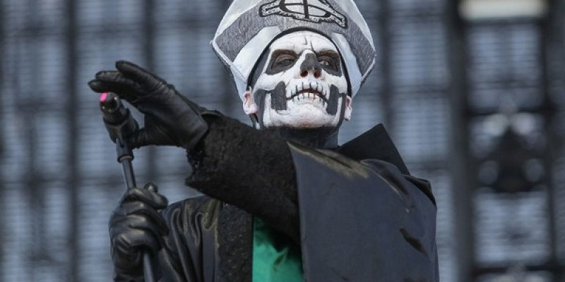 "Tobias Forge ""I definitely don't think that rock is dead in any way. But I think that there has been a lack of new talent or new ambition,"""