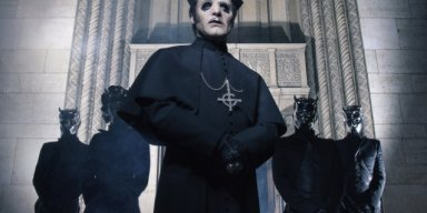 "TOBIAS FORGE ""One Of The Biggest Misconceptions' About GHOST Is That It's Just About The Devil"