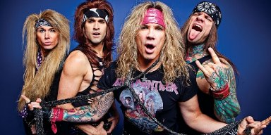 STEEL PANTHER FACES BACKLASH Over 'Offensive' And 'Sexist' Guitar Pedal Effect?