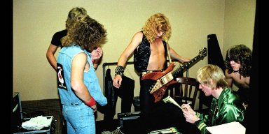 Original METALLICA Bassist Ron McGovney Explains Why James & Lars Put Up With Dave Mustaine