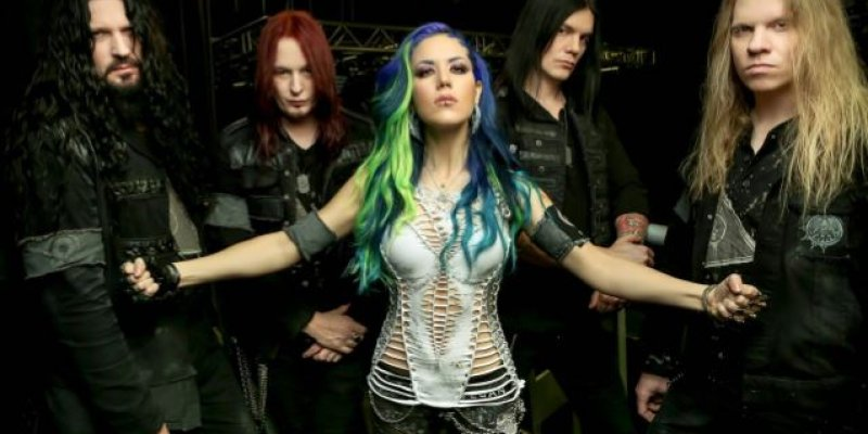 New ARCH ENEMY Album is gonna be a whole lotta JEFF LOOMIS!