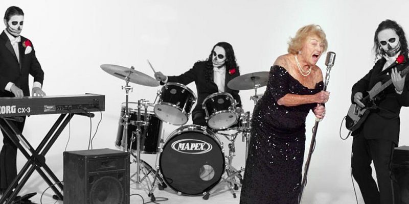Watch A 96 Year Old Holocasut Survivor Singing For A Death Metal Band Here!