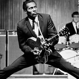 RIP Chuck Berry, Legend Of Rock 'N' Roll, Dies At 90